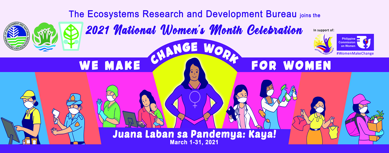 2021 National Women's Month Celebration